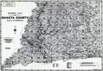 Title Page - Index Map, Shasta County 1959